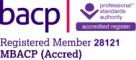 BACP Registered Member 28121